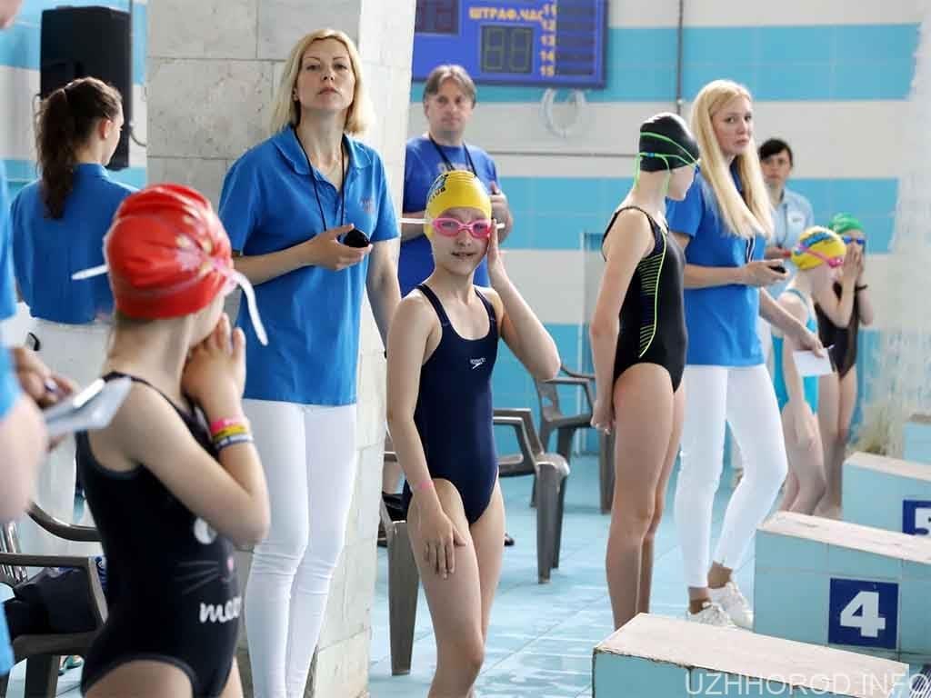 """Відкрита першість Ужгорода з плавання – цими вихідними в басейні спорткомплексу УжНУ """"Буревісник"""""""