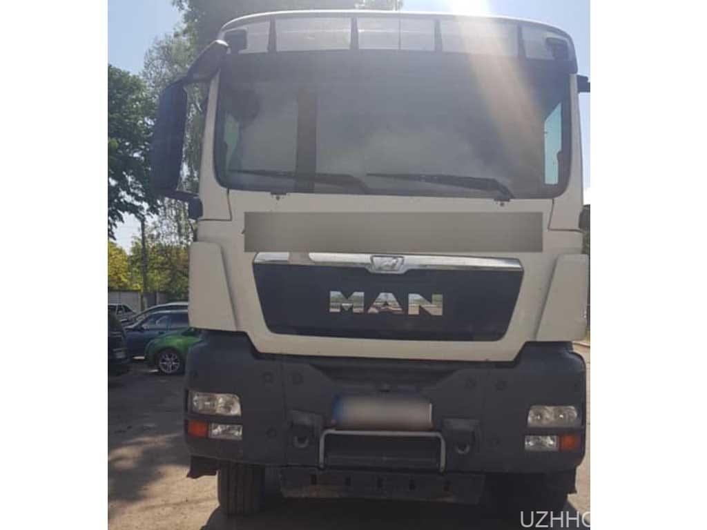 Ужгородські патрульні знайшли водія, що вчинив ДТП і залишив місце події