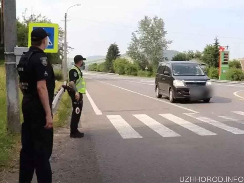 поліція проводить відпрацювання фото