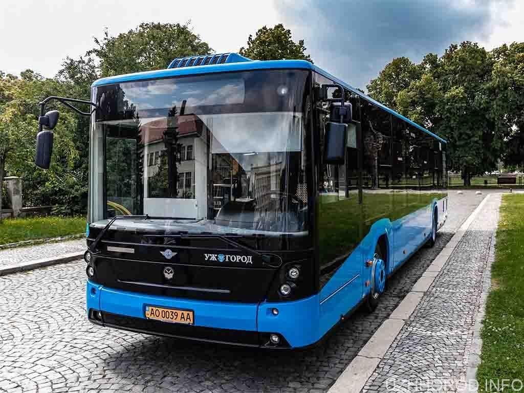 автобус Ужгород фото