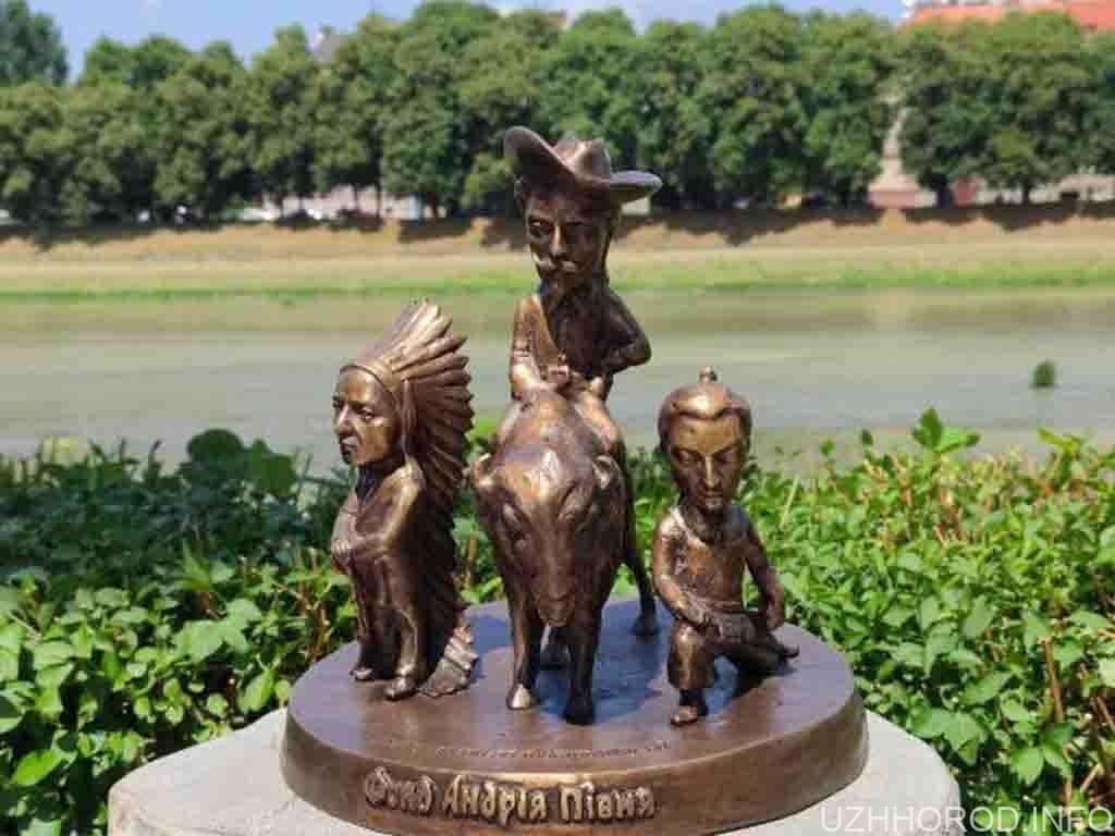 міні скульптура що розмовляє фото