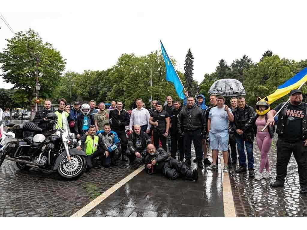 мотопробіг єдність України фото