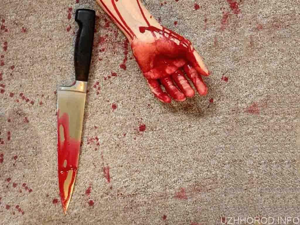 ніж кров вбивство фото