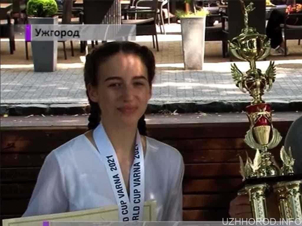 Ужгородка — срібна призерка Кубку світу з кіокушин-карате (ВІДЕО)