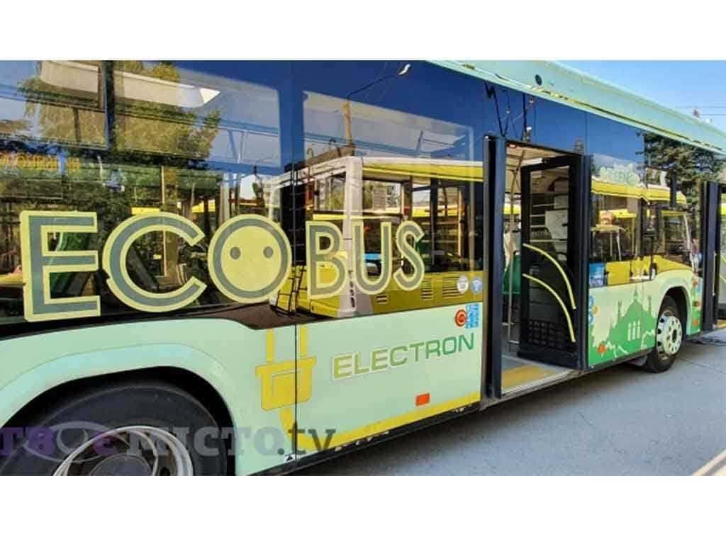 Завтра голосуватимуть за закупівлю 10 електробусів, вартістю майже 100 млн грн