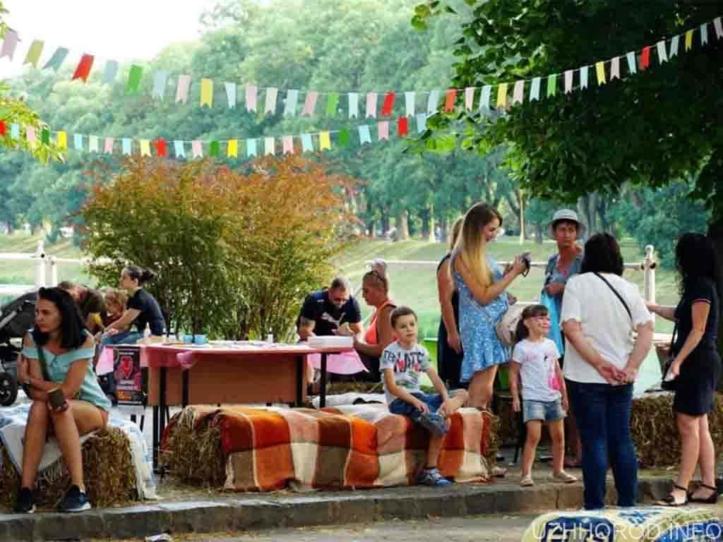 В Ужгороді пройшов фестиваль «Серце до серця»