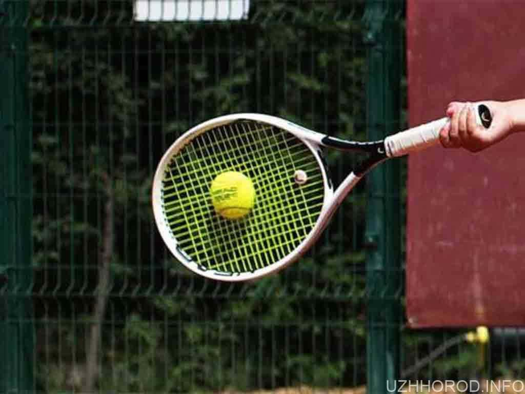 великий теніс закарпаття фото