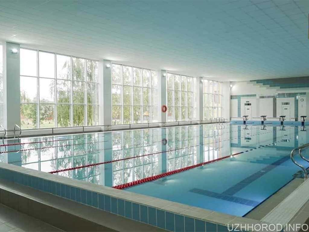 басейн ремонт гімназія фото