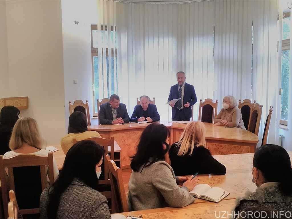 Держекоінспекція Закарпатської області отримала нового очільника фото