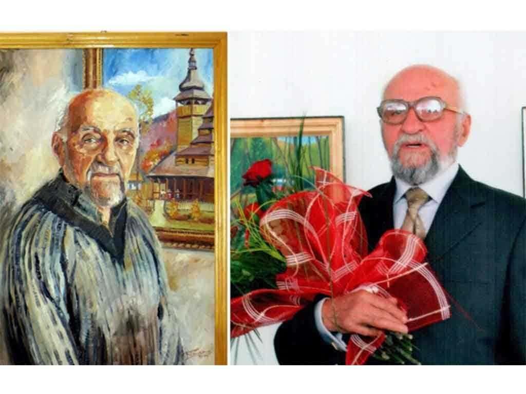 Закарпатський художник Ілля Бровдій відзначив свій 103-ій День народження