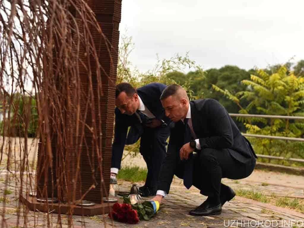 пам'ятні заходи з нагоди 80 роковин трагедії Бабиного Яру фото