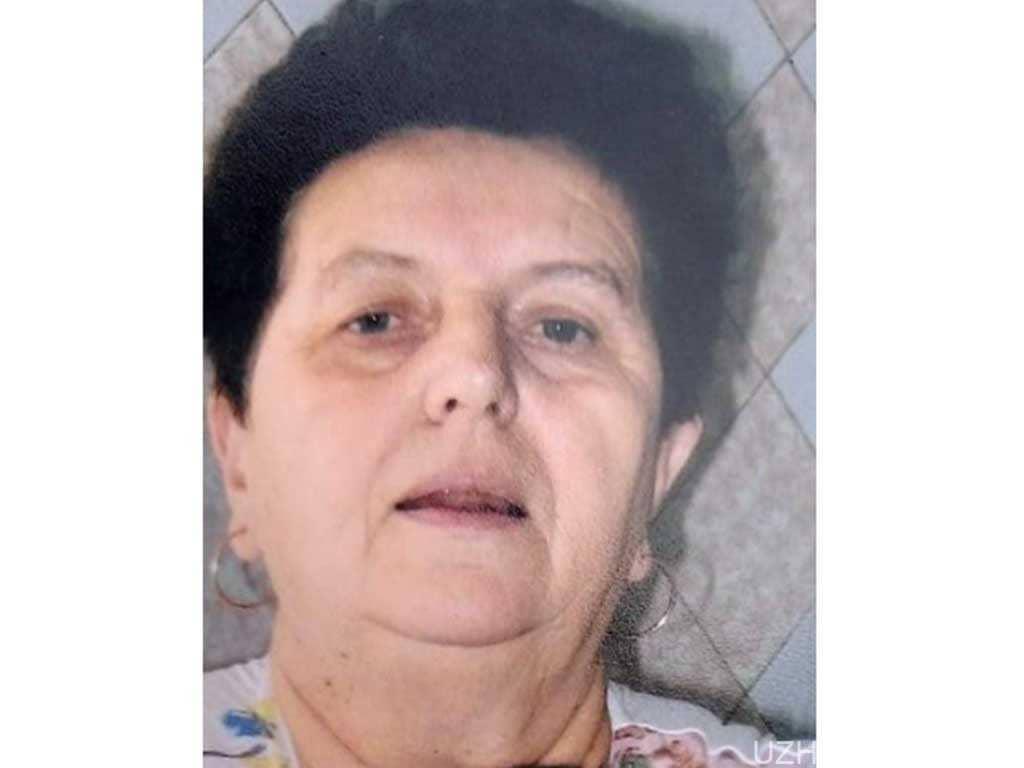 На Закарпатті понад два місяці розшукують зниклу жінку