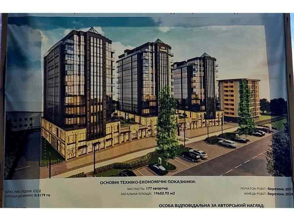 В Ужгороді скасували дозвіл на будівництво багатоповерхівки біля Боздошського парку
