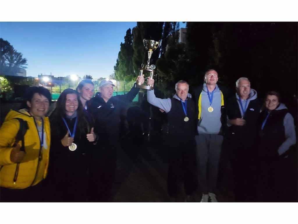 Ужгородці перемогли в клубному Чемпіонаті України з петанку