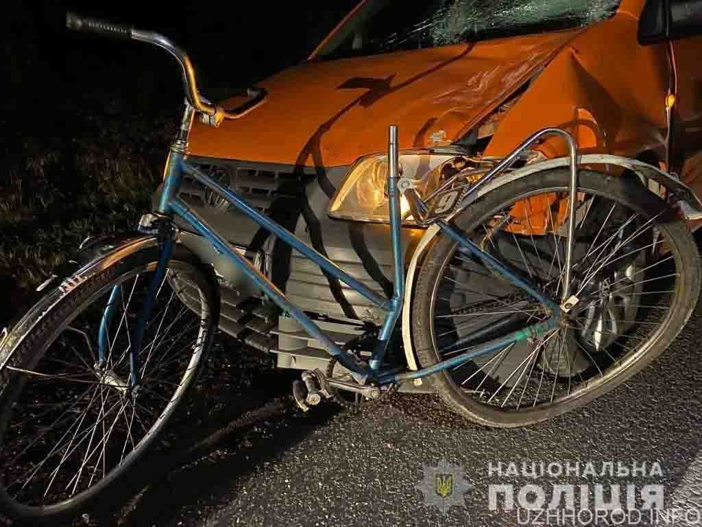 дтп велосипедист загинув фото